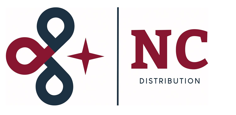 NC DISTRIBUTION - Logo